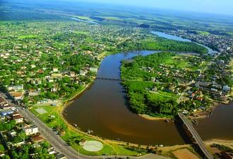 Rio Reis Magos, que abrange os municípios de Fundão, Ibiraçu, Santa Leopoldina, Santa Teresa e Serra. (Crédito: Usina de Imagem)