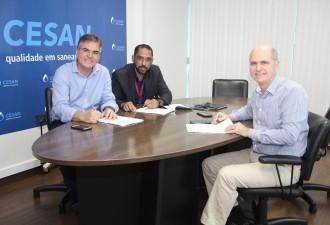 Assinatura de Contrato com banco do Nordeste (2)